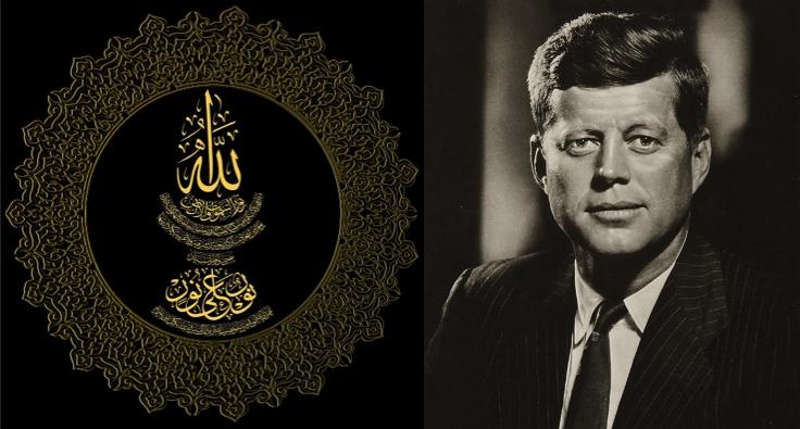 A Muslim JFK?