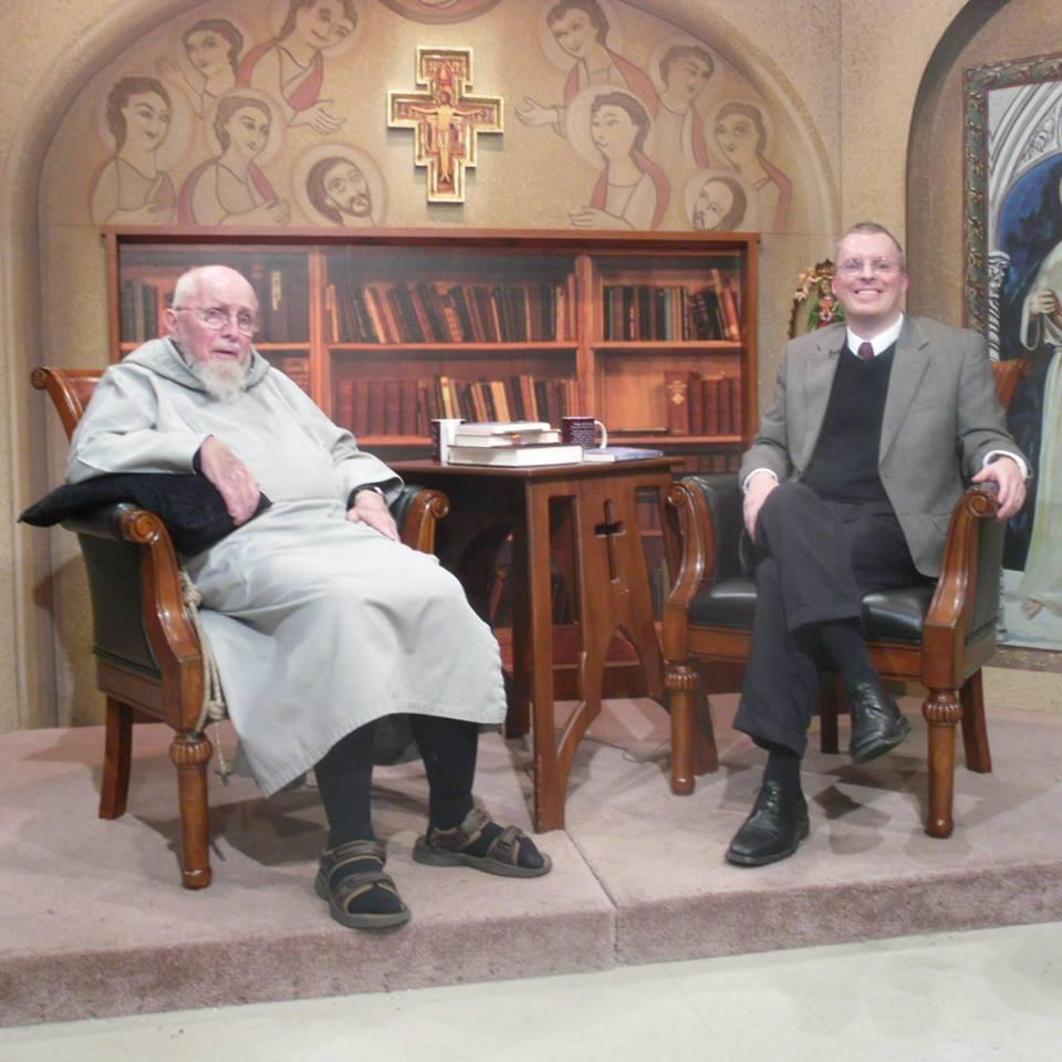 Fr. Benedict Groeschel, pray for us!
