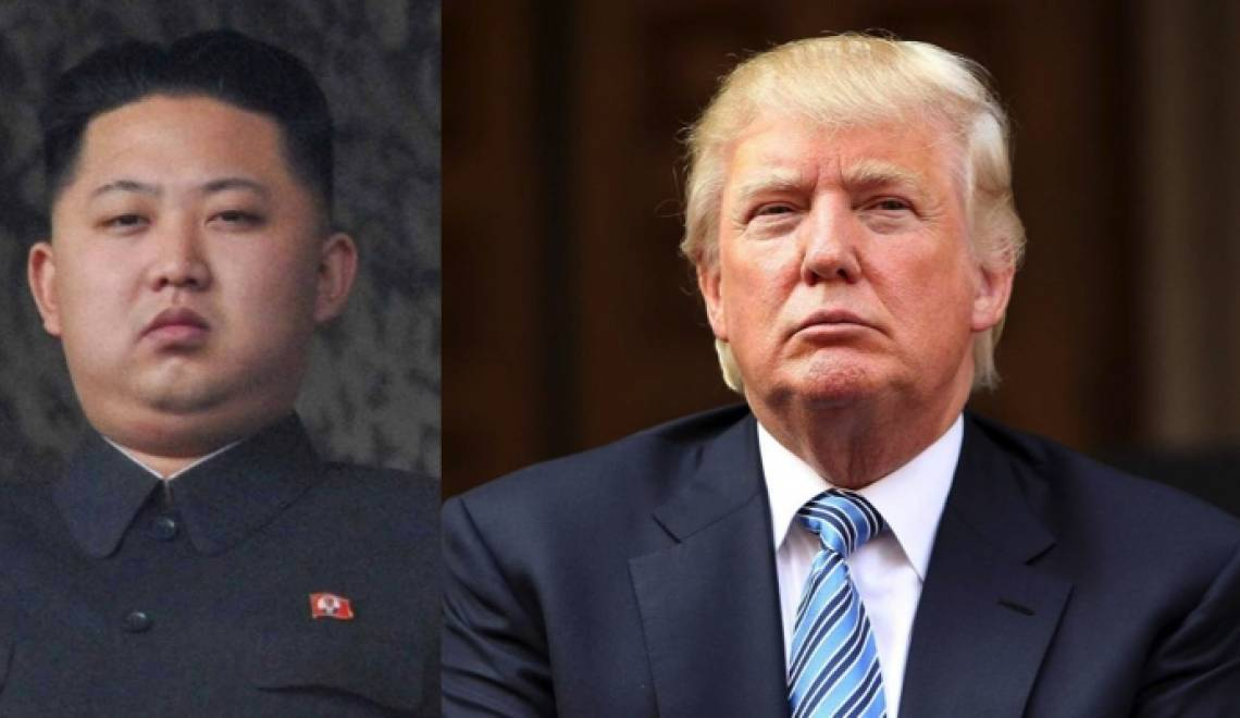Donald Trump goes full Kim Jong-Un