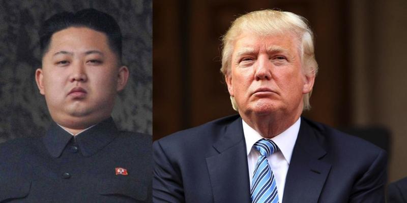 Donald Trump goes full Kim Jong-Un