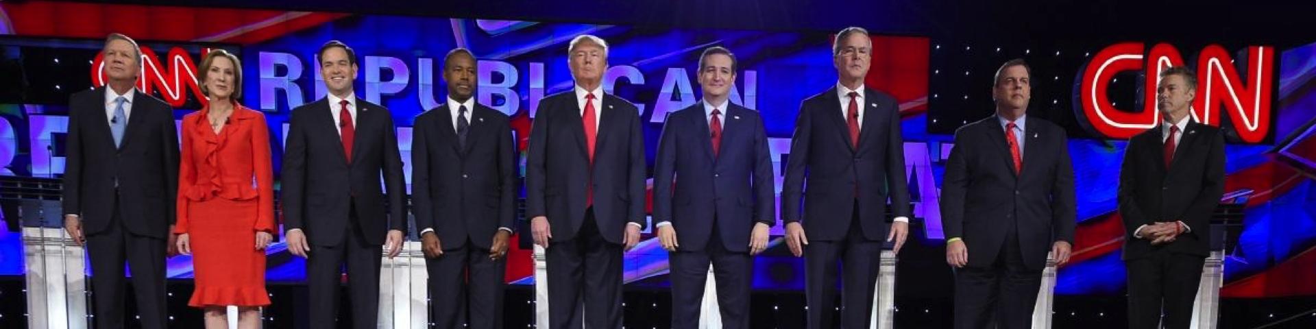 Rubio is the New Romney – Last Night's GOP Debate
