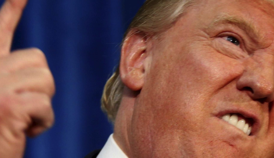 Three Reasons Why I Will Never, Ever, Vote for Donald Trump