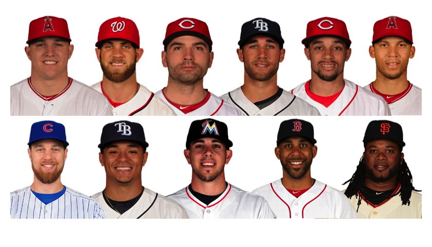 Some of my favorite players to watch.