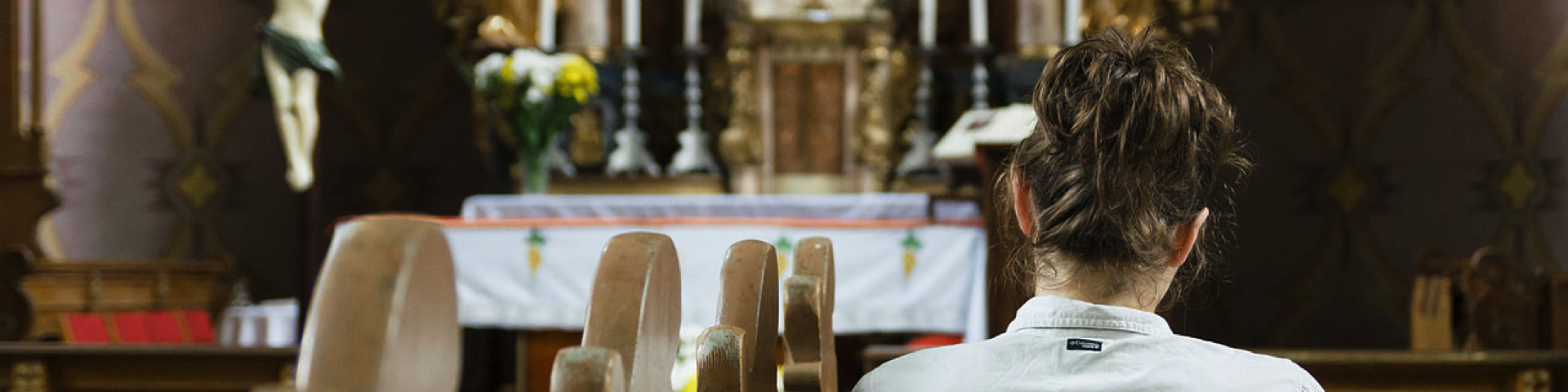 Meet Amy, the Average Catholic