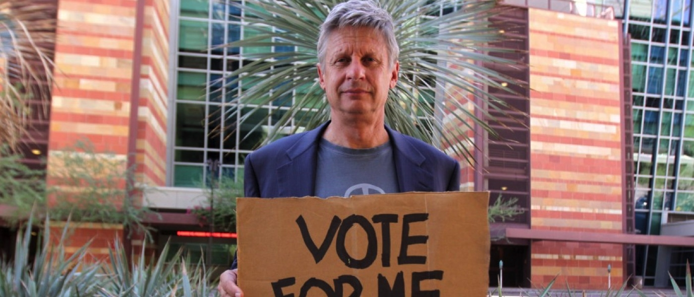 A Conservative Christian Case for Gary Johnson