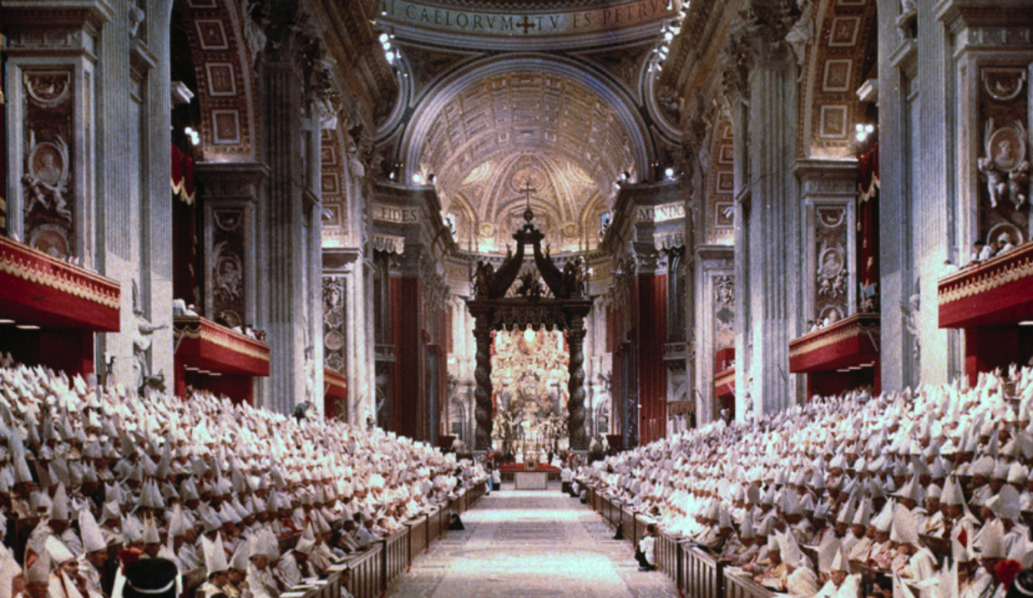 Applying Catholic Social Teaching is the Duty of Laymen