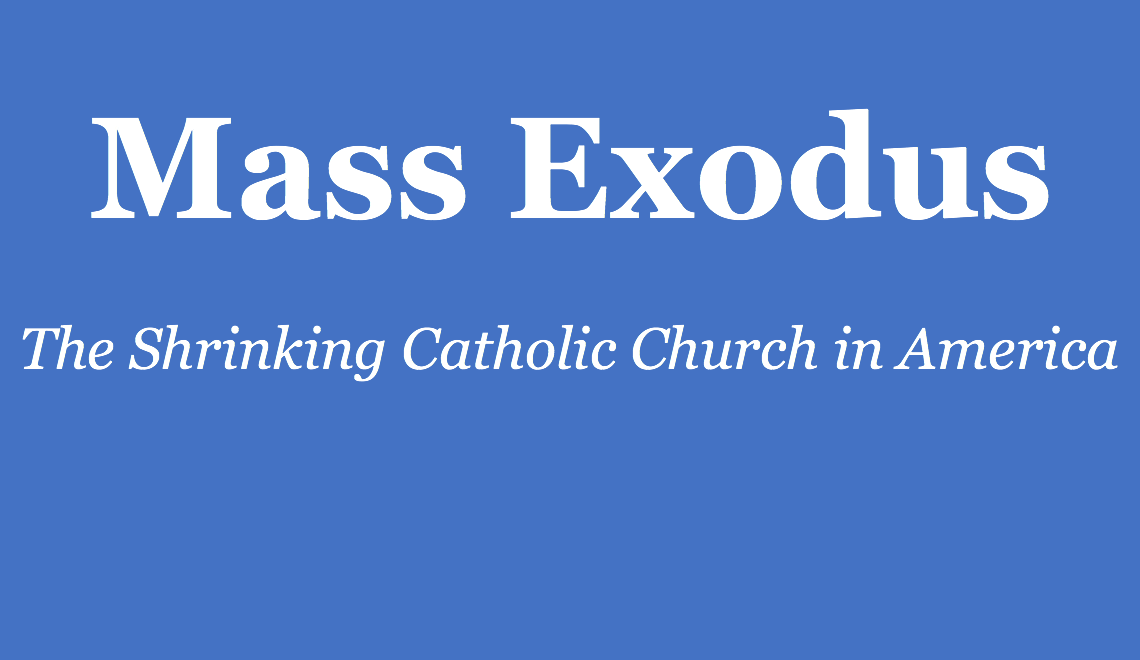 Mass Exodus: Why Are People Leaving the Catholic Church?