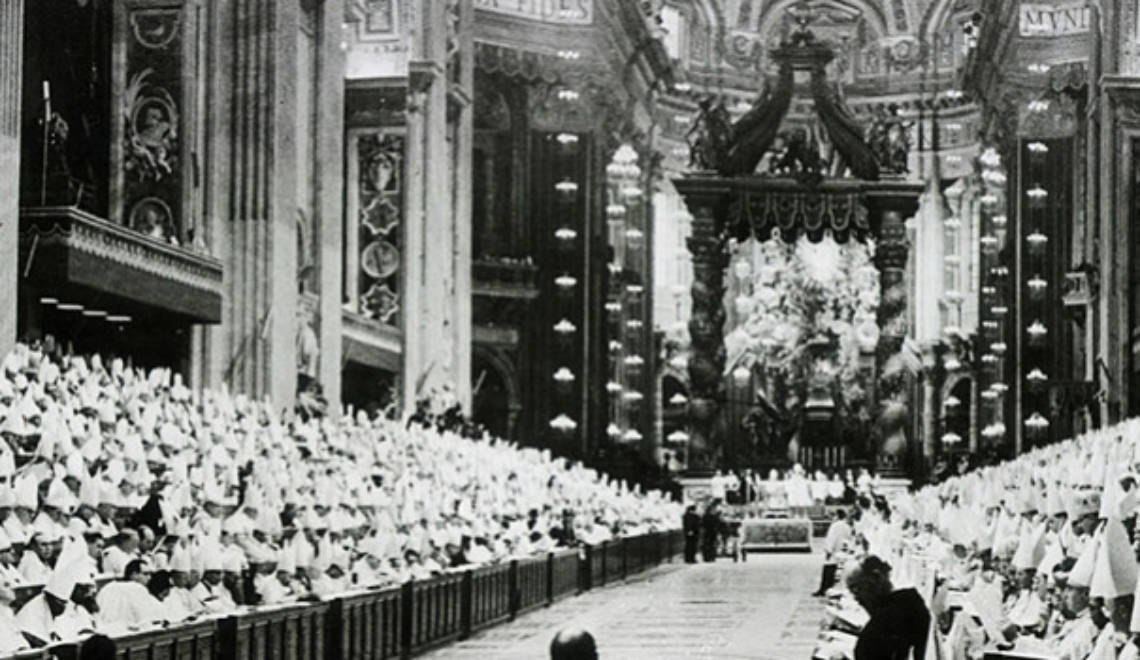 Evangelization, Vatican II, and Censorship