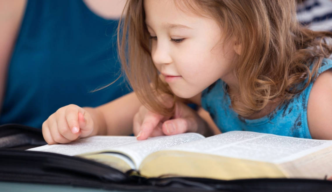 The Secret to Raising Christian Children