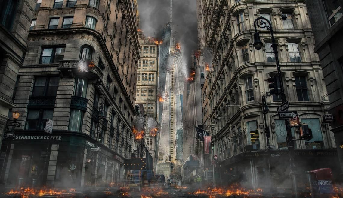 Top 5 Threats to Civilization