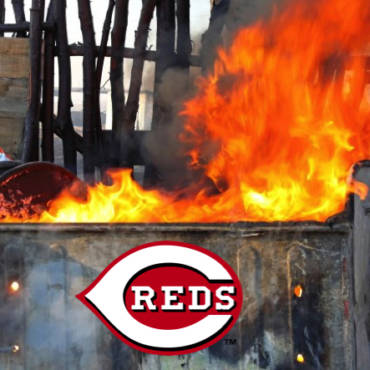 The Dumpster Fire That is the 2018 Cincinnati Reds