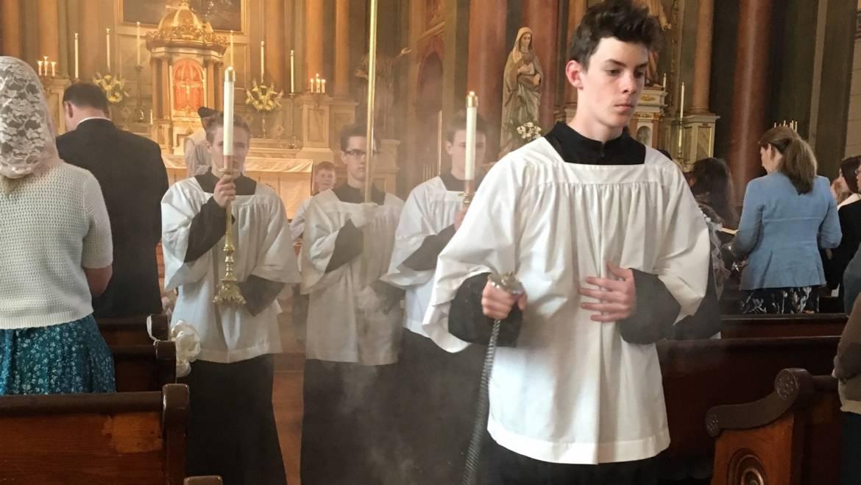 In Defense of Altar Boys