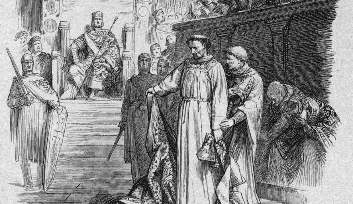 On Deposing Popes: A Historical Review