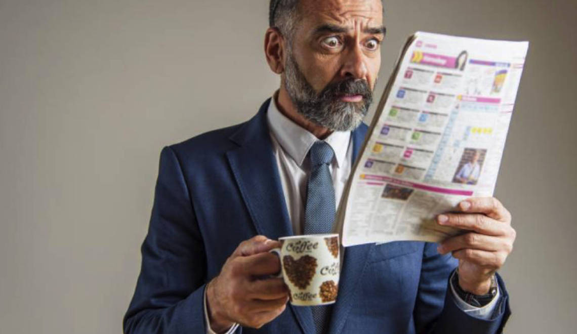 Preaching the Bad News
