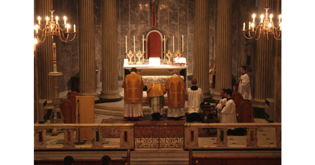 Would the Latin Mass Fill the Pews?