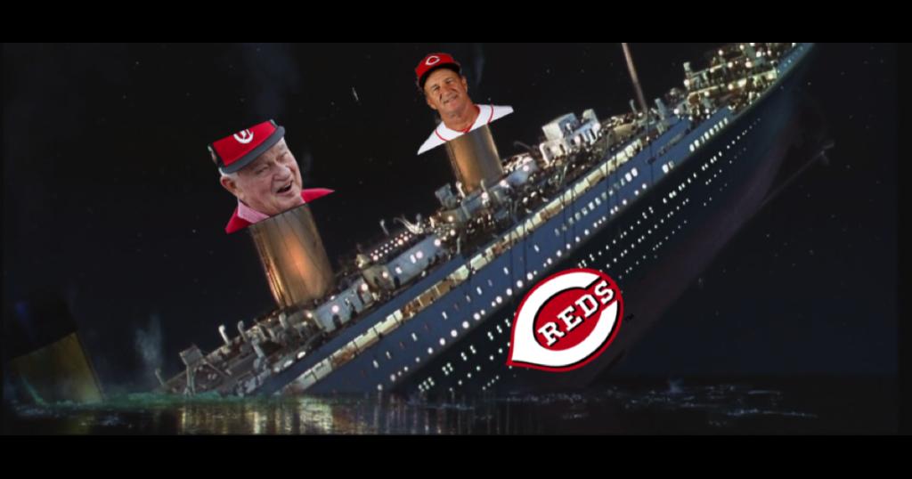 2018 Cincinnati Reds