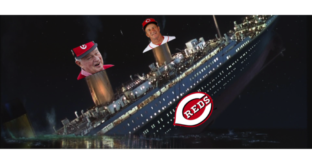 Titanic Sinking: A Review of the 2018 Cincinnati Reds