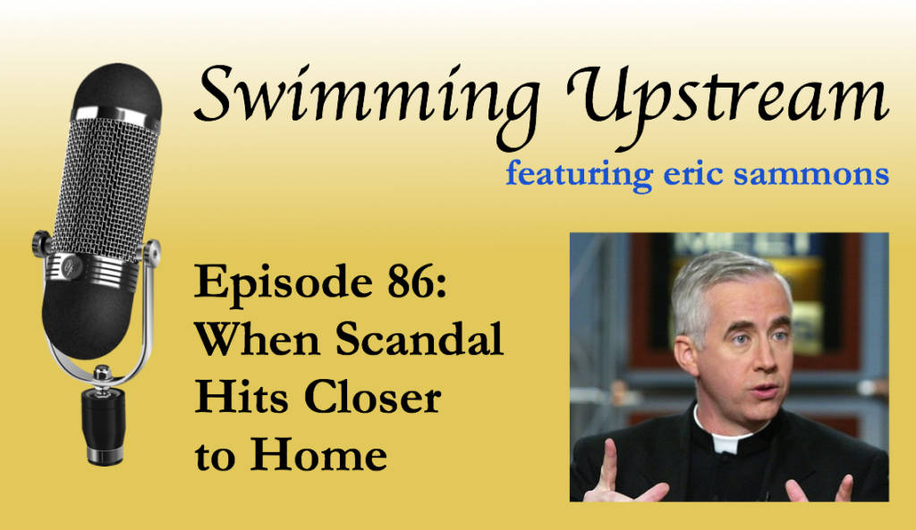 86: When Scandal Hits Closer to Home