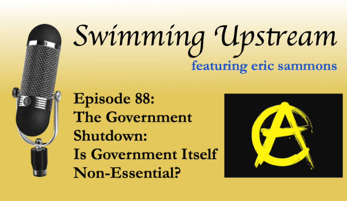 88: The Government Shutdown: Is Government Itself Non-Essential?