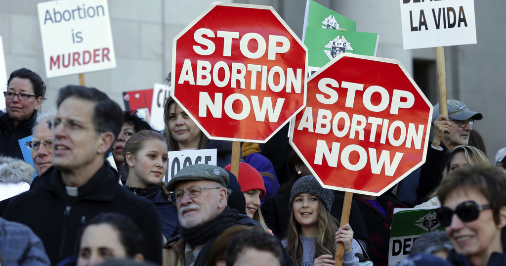 How the Pro-Life Movement Made Me Catholic
