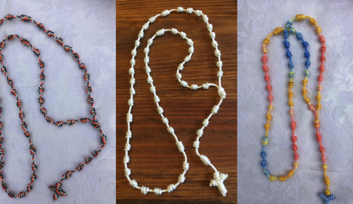 Hand-Made Rosaries for Sale
