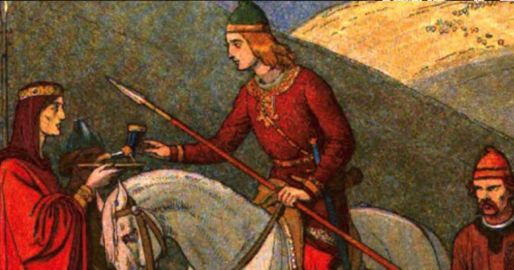St. Edward the Martyr, a Saint for Today
