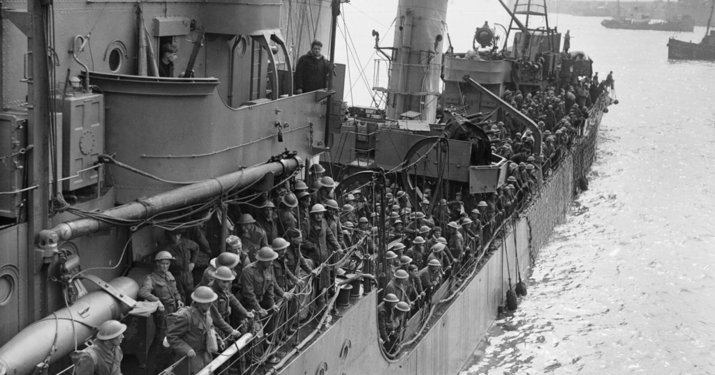 The Church's Dunkirk Moment