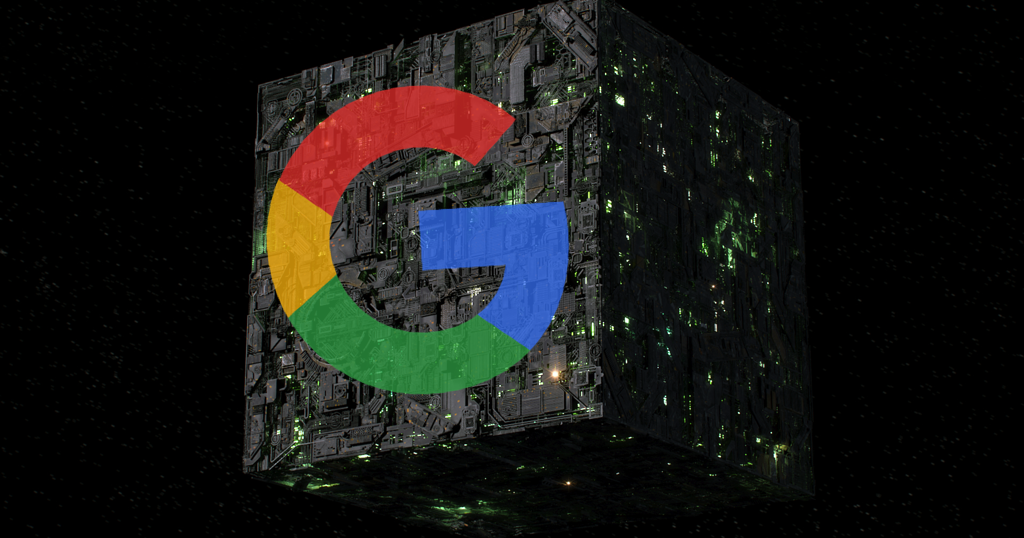 How I Disconnected from the Google Borg
