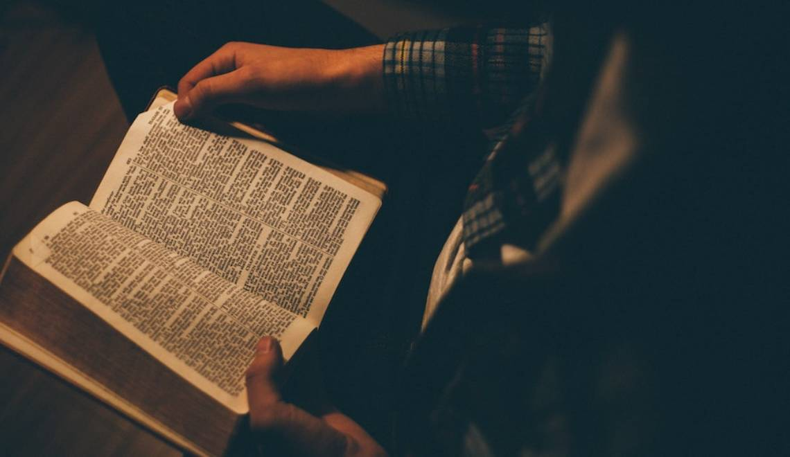 Wrestling with the Bible